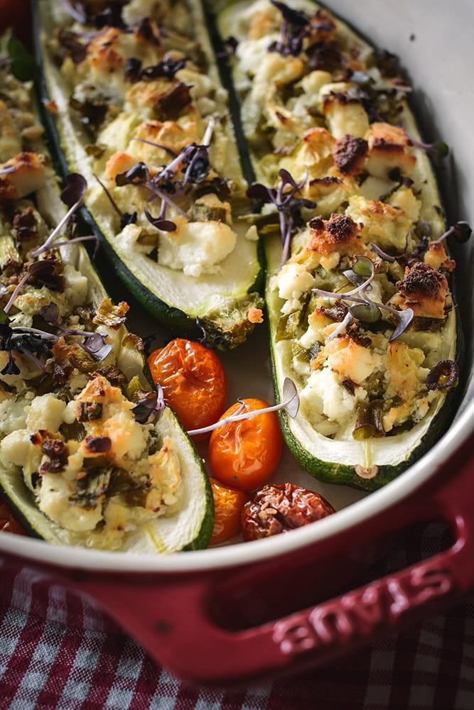 Mediterrane Zucchini