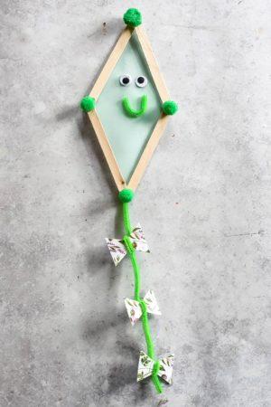 DIY Drachen basteln