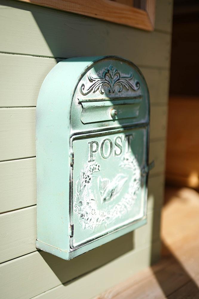 Briefkasten, Postkasten