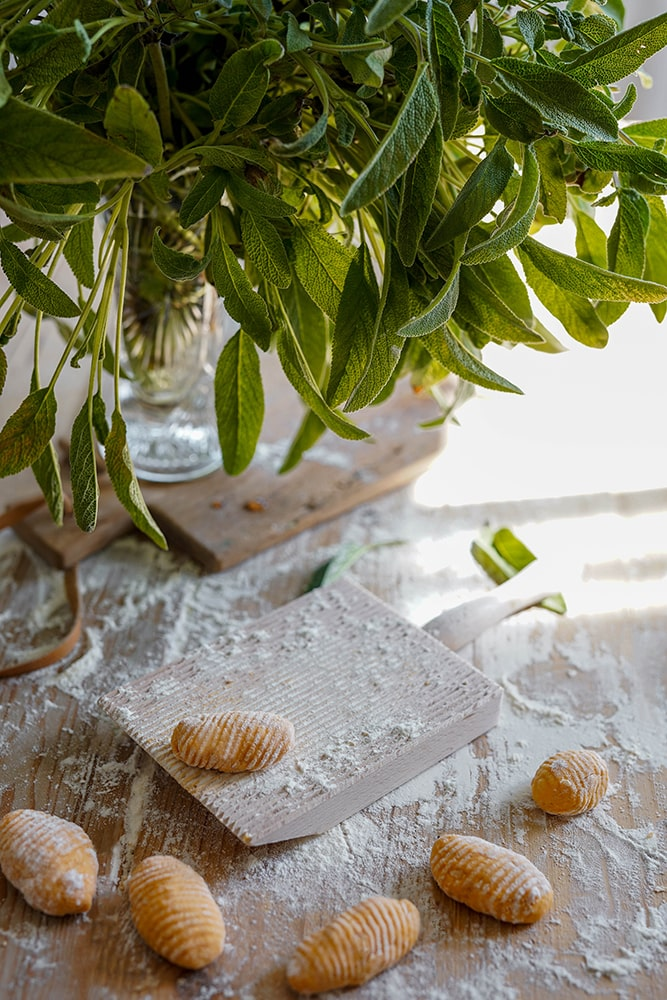 Süßkartoffel Gnocchi Rezept