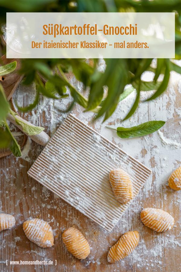Süßkartoffel Gnocchi Grundrezept