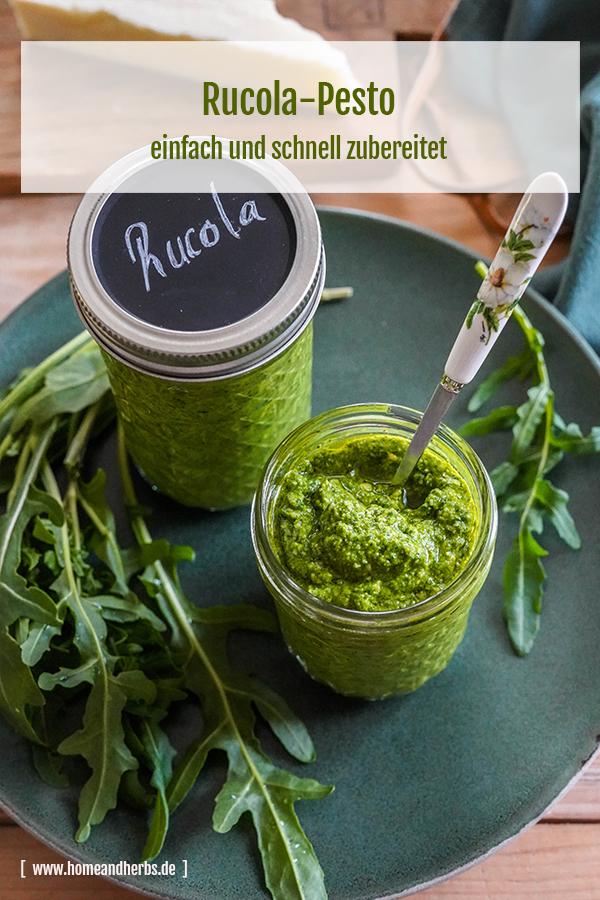 Rucola-Pesto