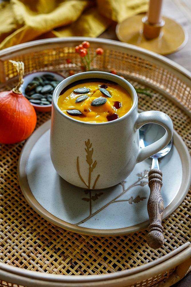 Hokkaido-Suppe