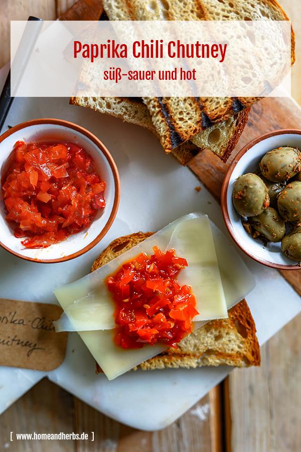 Paprika-Chili-Chutney