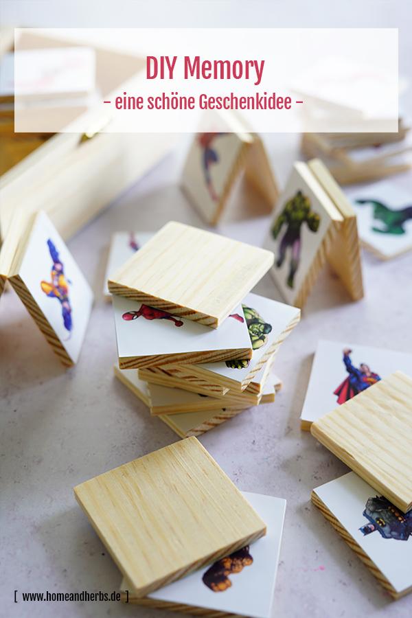 DIY-Memorykarten