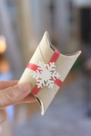 Lastminute Geschenkverpackung