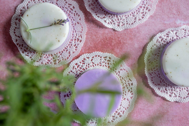 Lavendelseife selbermachen